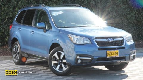 2017 Subaru Forester 2.5i Limited AWD