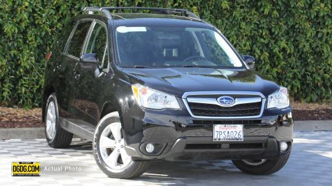 2016 Subaru Forester 2.5i Limited AWD