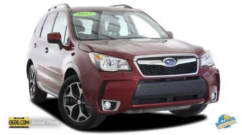 Pre-Owned 2015 Subaru Forester 2.0XT Premium