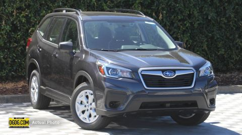 2019 Subaru Forester Base AWD