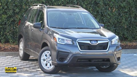 2020 Subaru Forester Base AWD