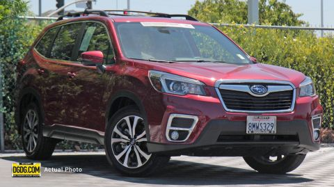 Certified Pre-Owned 2020 Subaru Forester Limited