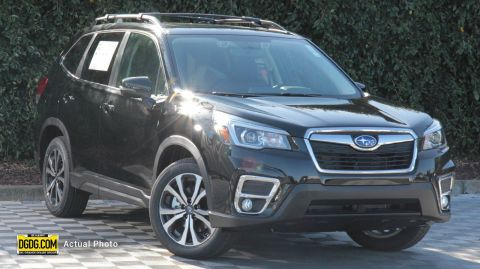 2020 Subaru Forester Limited With Navigation & AWD