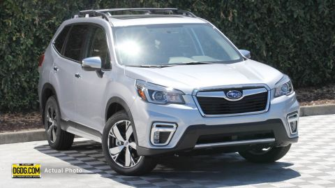 2019 Subaru Forester Touring With Navigation & AWD