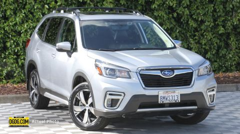 Certified Pre-Owned 2020 Subaru Forester Touring
